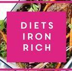 Diets: Iron-rich