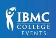 IBMC College Events / Pictures of events at IBMC College and from events we attend.