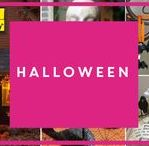 Halloween / Ideas, tips and tricks for costumes for adults and children, and ideas for pumpkin carving, costume safety and keeping your pets safe, plus Halloween wedding inspiration