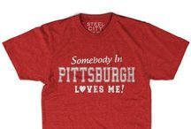 Great Gift Ideas / Gift Ideas for Fans of All Things Pittsburgh