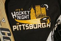 It's A Hockey Night In Pittsburgh! / All things past and present about the Pittsburgh Penguins hockey club!