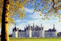 Travel France / The best and most beautiful places to visit in La Belle France!