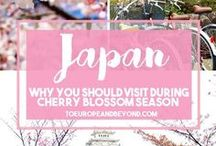 Trip Planning // Japan / Inspiration and tips to help you plan your perfect trip to enchanting Japan