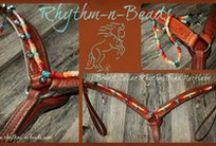 Breast Collar Rhythm Beads
