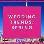 Wedding trends: Spring / Want your bridesmaids in beautiful mismatched gowns on your big day? Here's how to nail the hot new wedding trend properly.