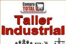 Taller Industrial Costa Rica / #TallerIndustrialCostaRica - Todo en Herramientas y Accesorios para su Taller Industrial en Compra Total - Proveeduría Total