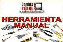Herramienta Manual / En Compra Total encontrará todo lo relativo a Herramienta Manual con incomparables precios.  Visítenos:www.CompraTotal.com