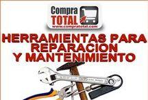 Herramientas Para Reparación y Mantenimiento / #Herramientas - Tenemos todo tipo de Herramientas Para Reparación y Mantenimiento en Costa Rica.