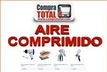 Aire Comprimido en Costa Rica / #AireComprimidoCostaRica  El aire comprimido se refiere a una tecnología o aplicación técnica que hace uso de aire que ha sido sometido a presión por medio de un compresor. y podrá encontrar en COMPRA TOTAL.