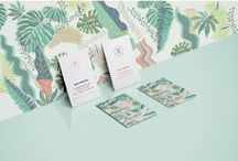 Business Card Inspiration / Let's make a connection!