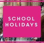 School holidays / School hoidays? Don't panic! From fun days out and free activities, to tips for how to survive - we have your school holidays covered!