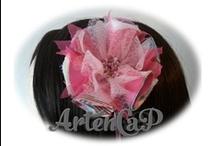 Tocados, diademas, accesorios  / Accesorios para el cabello, diademas, tocados, pinzas, horquillas