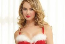 Christmas and Holiday Costumes / Spicy Lingerie is the perfect gift for anyone who's been naughty or nice this year. Will you be sexy this holiday ? We Offer fast shipping and lowest prices.  http://bit.ly/christmas-lingerie
