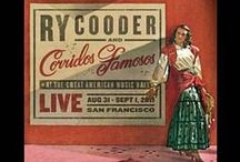 """""""The Slide Man"""" - Ry Cooder / by Randall C."""