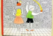 A. Ungermann. Susanne Riber / Danish admired and inspirational illustrator.