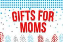 Gifts for Moms / Skip the foot spa and give Mom something she'll actually use this year with a pick from our Gifts for Mom's. Leave the boring scented lotion on the shelf - tell Mom she's special the Maker way!