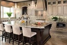 Kitchens / kitchens! / by Colleen MacDonald