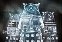 Doctor Who Artwork / Awesome Doctor Who artwork.