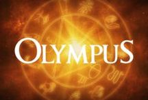 Olympus / The new series Olympus airing on SyFy in April.