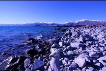 South Island, New Zealand / For trip itinerary, budget, and tips, read more at   http://www.thetravelling3o.com/2014/09/new-zealand-1-week-south-island-trip.html