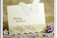 Butterfly Laser Cut Wedding Invitations & Stationery / Laser Cut Butterfly Wedding Invitations For You To Self Personalise