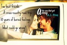 THE ONE THAT GOT AWAY / This is my first adult contemporary romance title, the first in the Kingston Ale House series, releasing April 18, 2016! https://www.goodreads.com/book/show/29220743-the-one-that-got-away