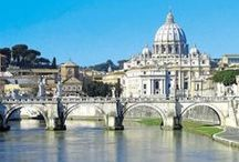 Pilgrimage trips / visit the famous places in Italy, Israel, Turkey, etc.