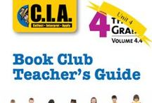 4.4 Book Club / Book club for the CIA unit of study - narrative nonfiction, Children of the Gold Rush, 4.4. Also includes additional resources for the book club.