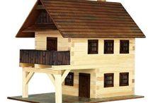 Faházak / Játék faházak, játék a faházakkal:-) Azért szeretjük mert szép, fejleszt, szórakoztat