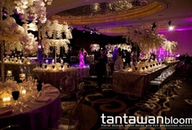 Design of the Day / Tantawan Bloom is a high-end floral design, event décor and full production services company. Please visit http://tantawanbloom.com/ for more information!