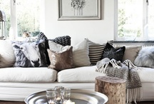 Home scenes / Bring the romance to your home: small thing matter when making the right atmosphere