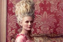 Mad About Marie (Antoinette) / Designs from and inspired by Marie Antoinette / by StyleGene Vintage