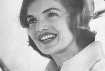 A Jackie O Moment / by StyleGene Vintage