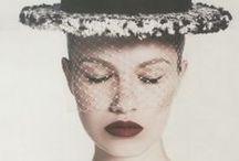 Seeing in black & white / by StyleGene Vintage
