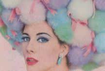 Pastel Fusion / Pretty pastel fashions for those who like to keep things sugary sweet / by StyleGene Vintage