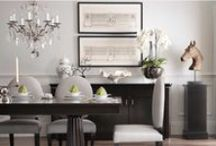 Dining Room Inspiration • LuxDeco.com