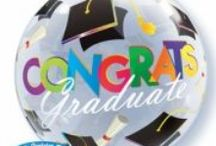 Graduation; Party Supplies. Retail Products, Decor, Garlands, Centerpieces, Streamers, Balloons / Party & Event Supply; This board is for; Graduation Celebrations; Graduate, Party Supplies & Decor, Hanging Party Decorations, Garlands, Cupcake Toppers, Plates, Cups, Napkins, Disposable Table Settings, Pennants, Streamers, Balloons, Pom Poms, Centerpieces; etc.