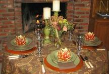 Fall, Halloween & Thanksgiving Tablescapes, Centerpieces, Decor, Mantel, Pumpkins & Decor / Party & Event Supplies; This board is for Fall, Halloween & Thanksgiving Tablescapes, Centerpieces, Decor, Mantel, Pumpkins & Decor'... We also have lots of nice ideas and DIY boards for all occasion decorating!  Check out our index at the top of the page to save on scrolling. / by Party & Event Supply Directory