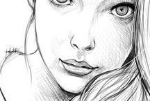 Dibujo / by Amigayinita Rodriguez