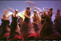 dance flamenco / Baile flemenco en distintos estilos y paises / by Doris Vetencourt