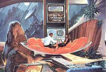 Future that Wasn't / by Traczilla .