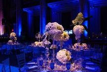 Modern Elegant Bar Mitzvah at The Capitale NY / We posted the photo of this modern Bar Mitzvah at the Capitale NY a couple weeks ago from our own camera. We just received the pictures from Fred Marcus for this beautiful Bar Mitzvah. Please let us know what do you think about the designs.
