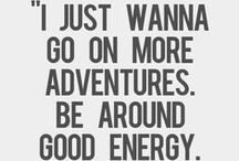 Wanderlust / Places I want to know and love in my lifetime