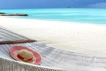 Luxurious Honeymoon Travel / Beach Glam can be privately enjoyed from the comfort of a villa or vacation home for your honeymoon. www.beachglam.com