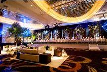 Mandarin Oriental Hotel Roadshow / Tantawan Bloom designed the floral decor for the Mandarin Oriental Hotel Roadshow which hosting the hotel executives around the world in 2012