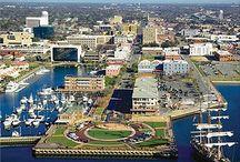 FLORIDA MY HOME / My home from Orlando to Pensacola Florida  / by Linda Bailes