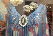 Accesorios para los trajes de flamenco, de feria y baile / Todos los accesorios que realzan este baile bellísimo. al cual la mujer se adorna y los hombres también. Lo hago con pasión,, ya que amo todo lo que tiene que ver con este arte y sus diversos palos / by Doris Vetencourt