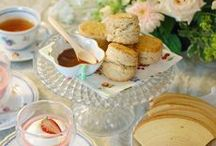 Tea and Sweets / Tea and Sweets