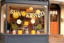 Dream Windows / Over the top and just plain beautiful storefront window displays.