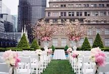 """Becky and Ben's Wedding Night at 620 Loft & Garden / These are the wedding photos of our gorgeous couple, Becky and Ben, last year at 620 Loft & Garden at Rockefeller Center. Special """"thank"""" to Karen Wise Photography for these beautiful photos!!"""